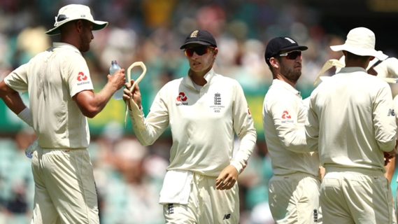 Article image for England not good enough – Farbrace