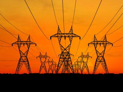 Energy supply in summer heatwaves.