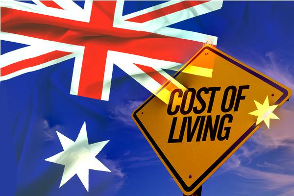 Australian living standards on the decline