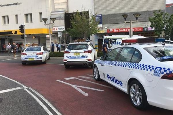 Article image for UPDATE: Police still searching for Bankstown shooter
