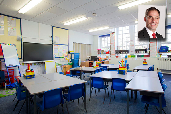 Article image for Kids expected to swelter despite $220 million school upgrades