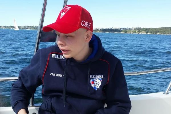 Rare cancer claims the life of inspiring young athlete