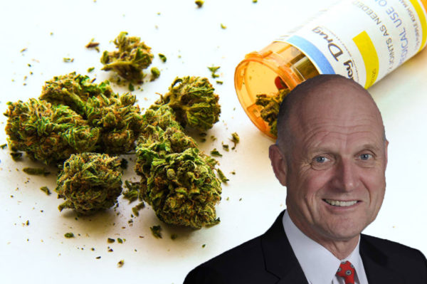 Calls to replace prescription-only codeine products with medical cannabis