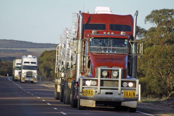 Tragedies spark Australia's largest ever trucking crackdown