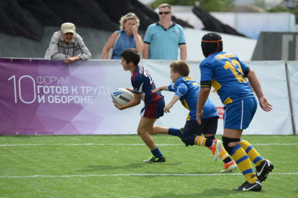 Article image for 'Size-for-age' policy introduced into junior rugby