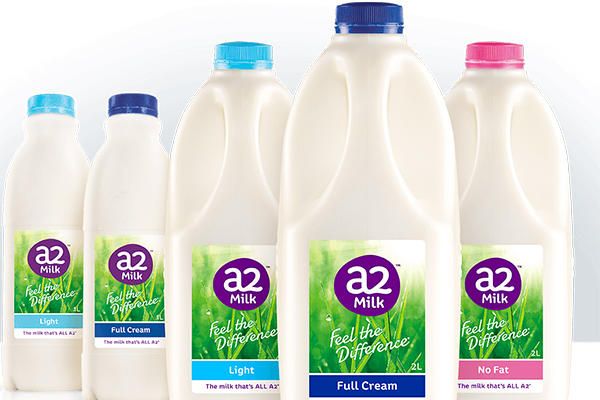 Dairy company sees massive spike in share price