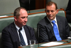 Tony Abbott responds to Coalition's 27th consecutive Newspoll loss