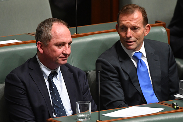 Article image for Tony Abbott responds to Coalition's 27th consecutive Newspoll loss