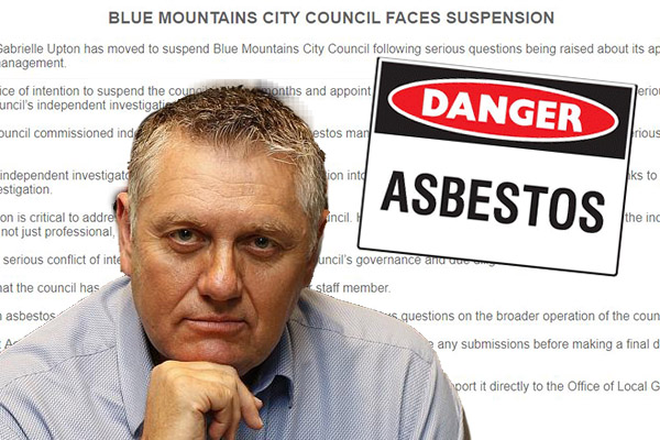 EXCLUSIVE   Minister Gabrielle Upton moves to suspend Blue Mountains City Council for a second time