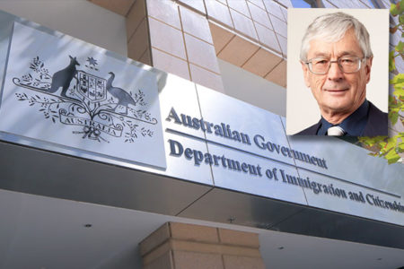 Dick Smith slams the left over Abbott criticism
