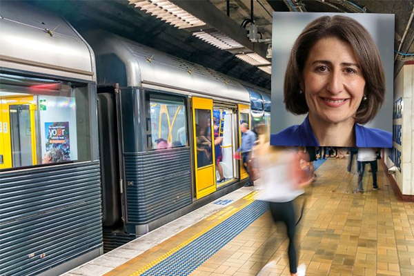 NSW Premier confident rail network will not fail, again