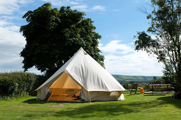Article image for Ditch the cramped tents for something more luxurious