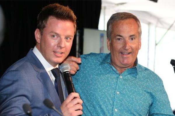 Article image for Former 2GB host Glenn Wheeler is back on-air