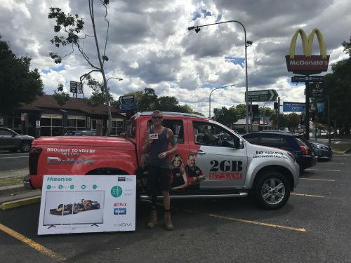 Saturday Fan Day- McDonald's Richmond