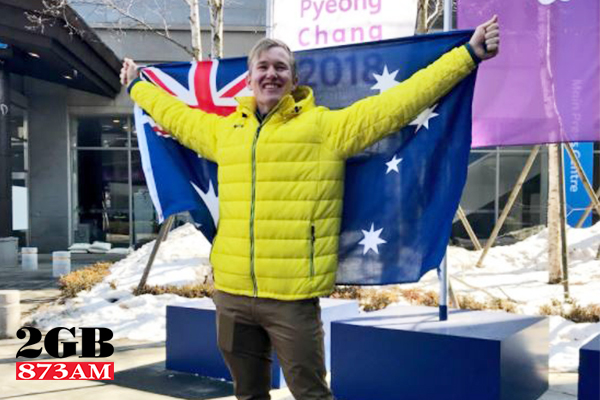 Article image for Snowboarder to carry closing ceremony flag in Pyeongchang