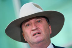 Barnaby Joyce resigns as Deputy PM for the backbench