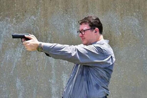 Article image for George Christensen slammed over 'offensive' gun post