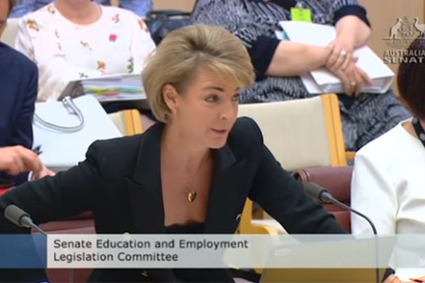 Article image for Michaelia Cash forced to withdraw threat to divulge rumours