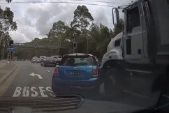 WATCH | Truck drags car 10 metres, who's in the wrong?