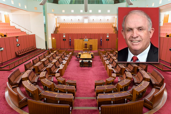 Article image for Nationals react to Barnaby's resignation