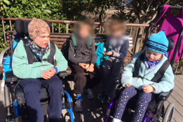 Article image for Ben has big breakthrough in campaign for NDIS funding