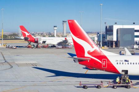 Qantas boasts record half-yearly profit