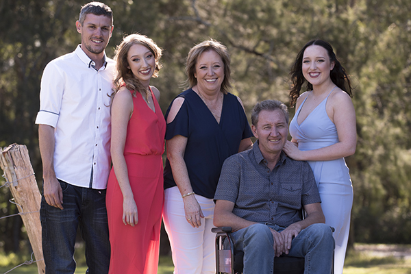 Article image for Ray Hadley suprises MND sufferer with an incredible gift!