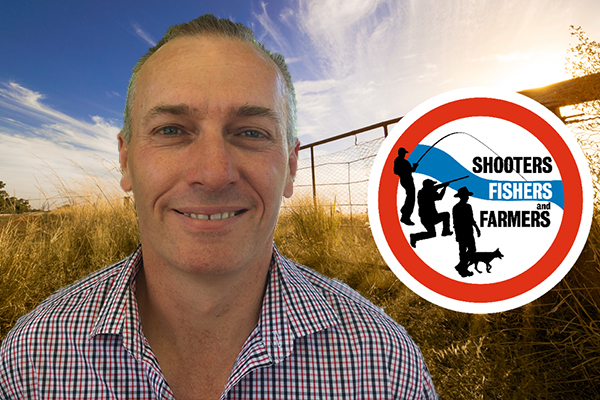 Article image for Shooters, Farmers and Fishers to take on mediocre minister