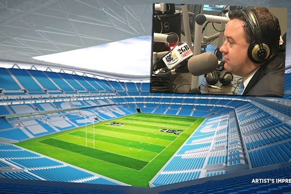 Article image for Sports Minister: 'We have lost the capacity to fix Allianz Stadium'