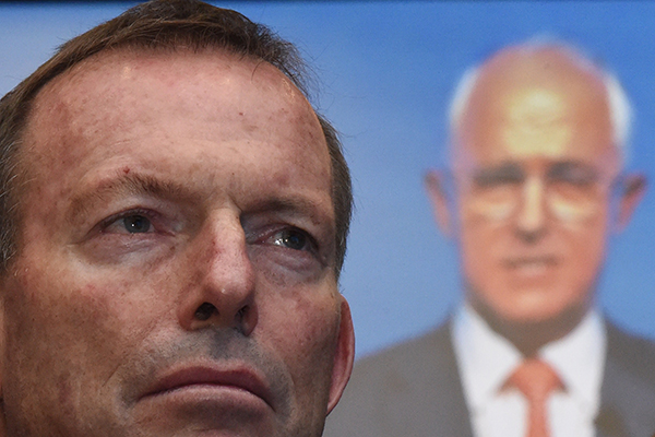 Tony Abbott: 'The one thing I'd love to see from Malcolm'