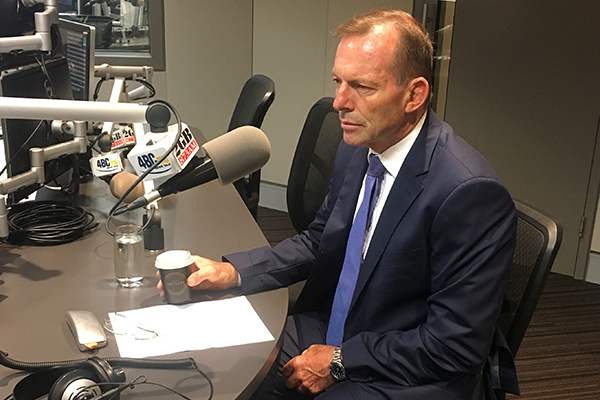 Article image for Tony Abbott: Election 'very difficult to win' without party reform