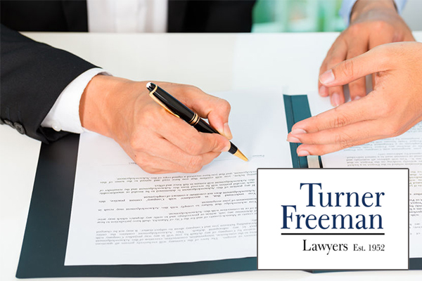 Legal advice with Turner Freeman: Wills and estates