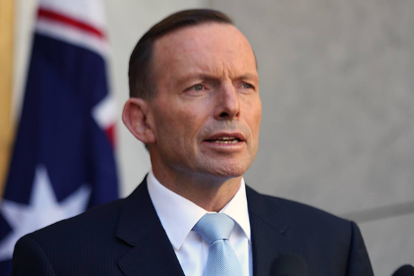 Article image for Tony Abbott says federal ICAC is a 'very, very bad idea'