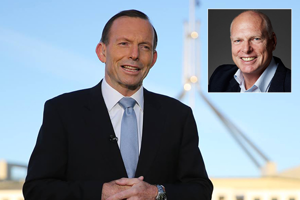 Article image for Tony Abbott: Comments made about Jim Molan are 'absolutely contemptible'