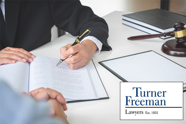 Article image for Legal advice with Turner Freeman: Motor vehicle accidents