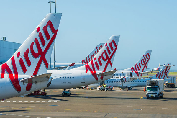 Virgin Australia returns best profits in 10 years