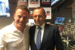 'Captured by his department': Tony Abbott returns fire at Treasurer