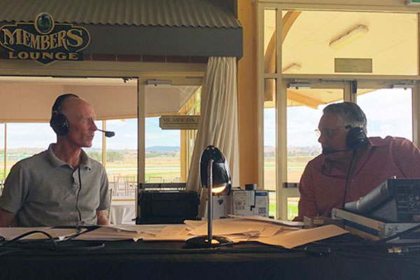 Ray Hadley chats with Goulburn horse trainer Danny Williams