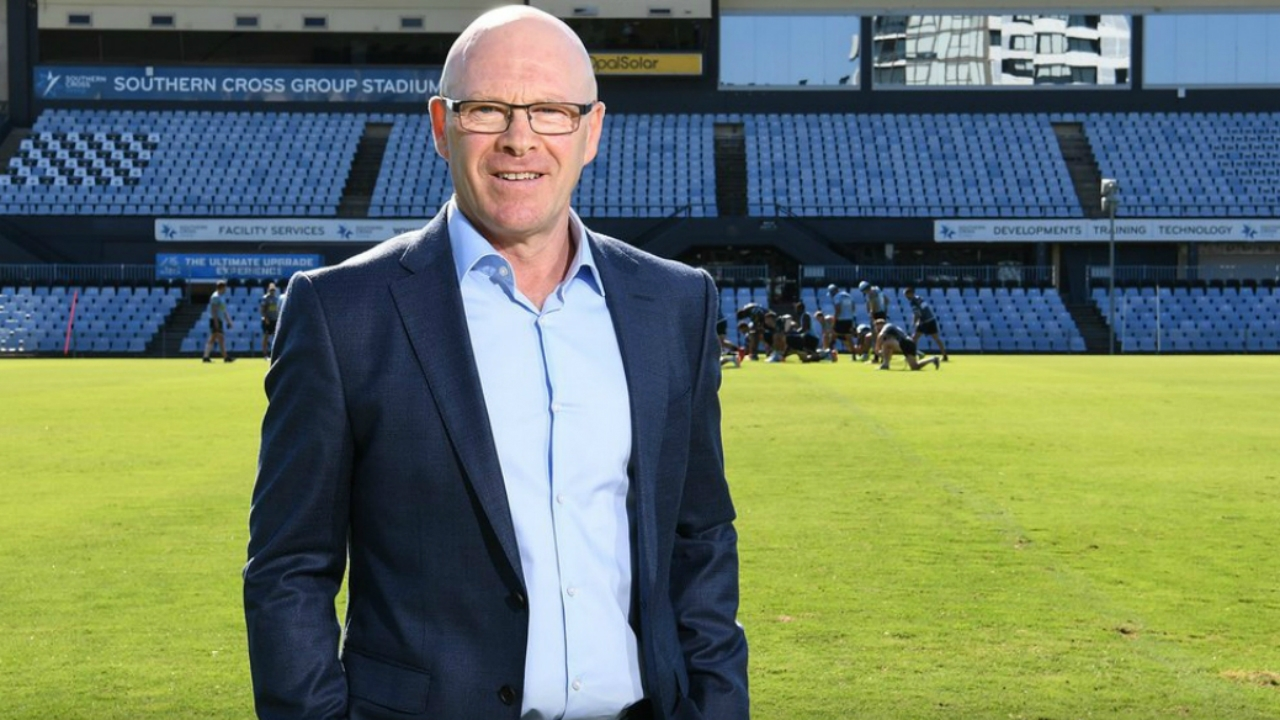 Cronulla Sharks appoint a new CEO