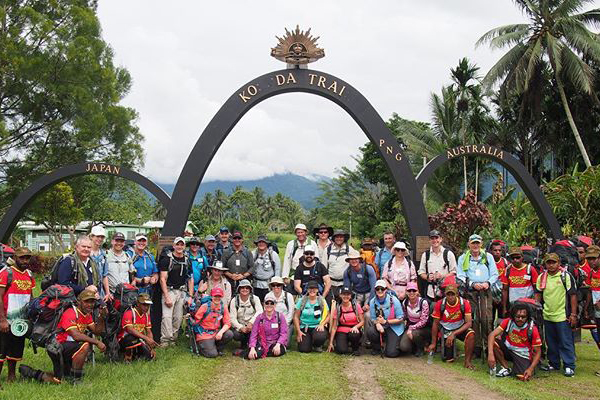Historic Kokoda Track is being 'desecrated' by bureaucracy