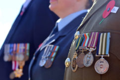 Incredible detective work leads to stolen war medals being returned 25 years on