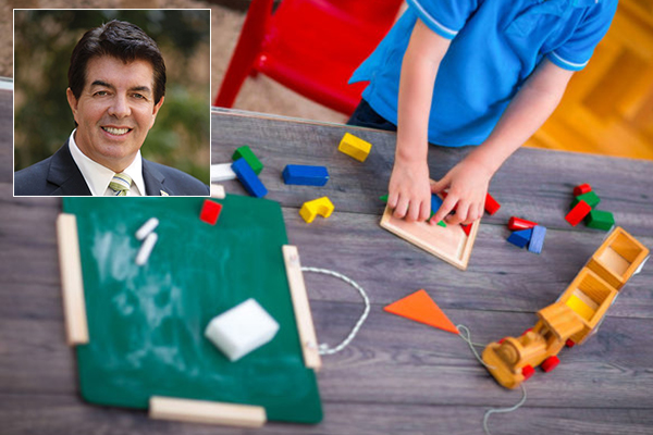 Article image for Minister guarantees funding for severely disabled children