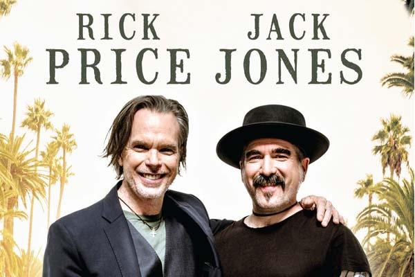 California Dreaming: Rick Price and Jack Jones