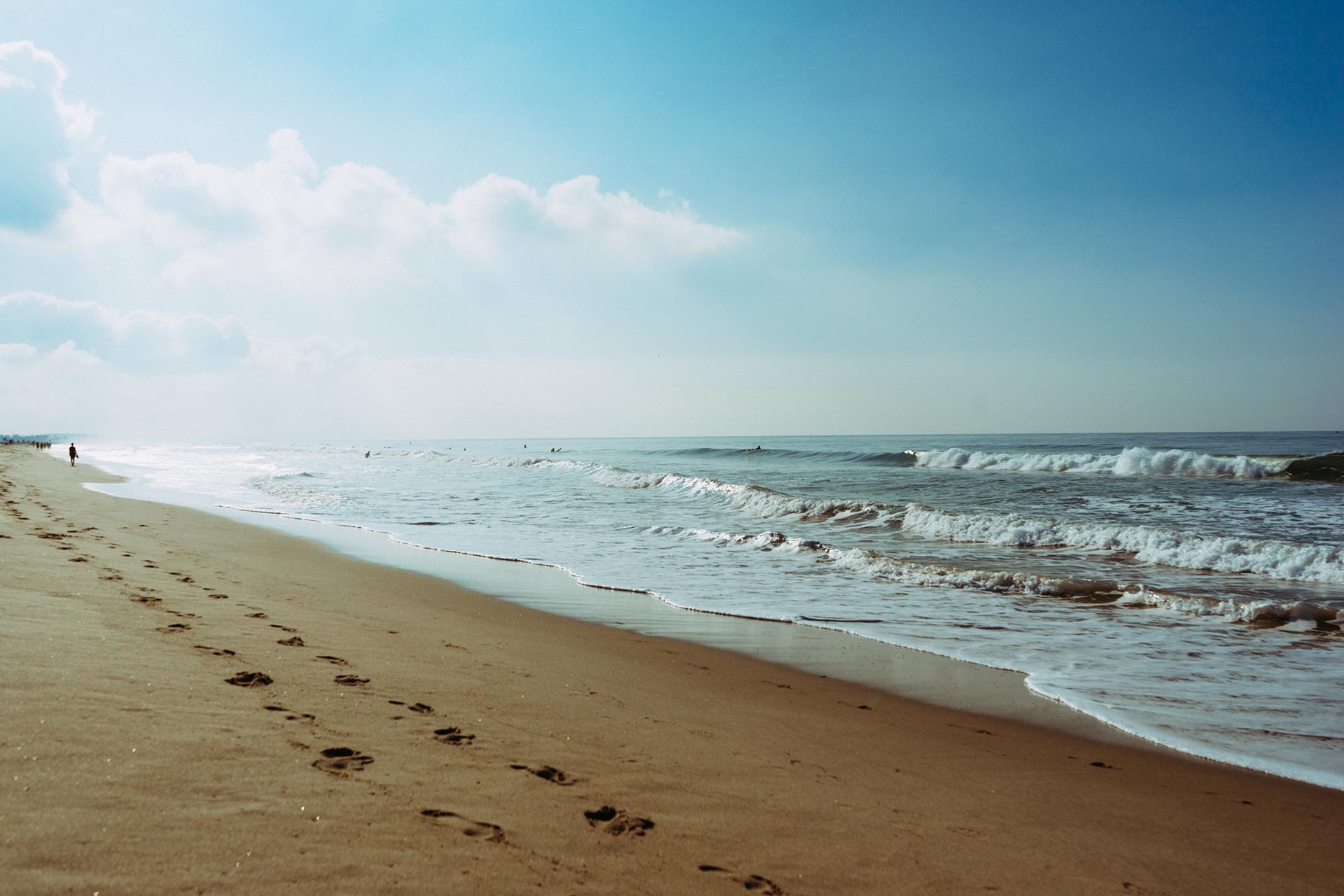 Chris Smith left speechless by TripAdvisor's Top 10 beaches