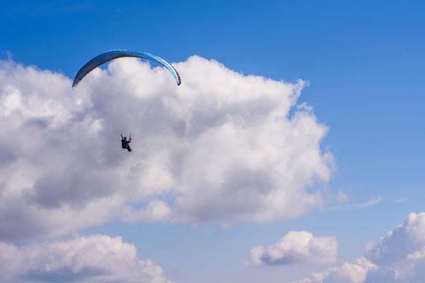 Adventurous 100-year-old takes to the skies to celebrate his birthday