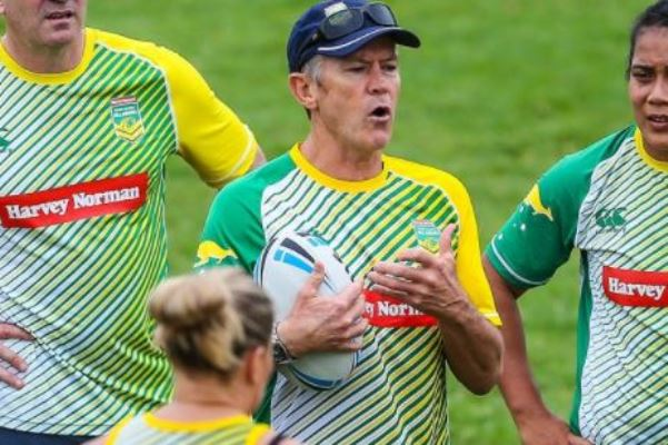 Article image for Ray Warren says loss of league legend Steve Folkes is 'unbelievable'