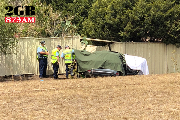 Article image for Three dead after multi-vehicle crash in Campbelltown