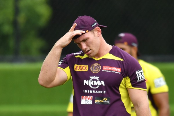 Article image for Peter Beattie backs Matthew Lodge's second chance