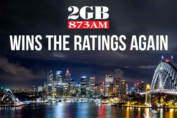 Article image for Radio ratings released