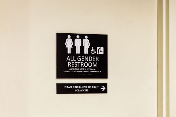 Article image for Council changes toilet signs because 'unisex' is deemed offensive